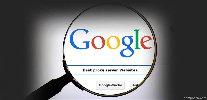 cara membuka situs yang diblokir dengan proxy web