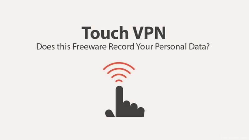 Touch VPN aplikasi vpn terbaik android