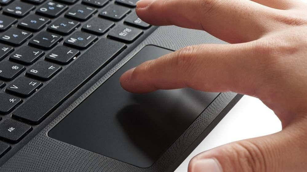 cara memperbaiki touchpad