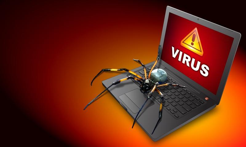 cara menghilangkan virus di laptop secara permanen
