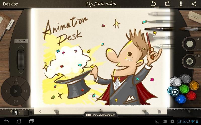 aplikasi untuk membuat animasi