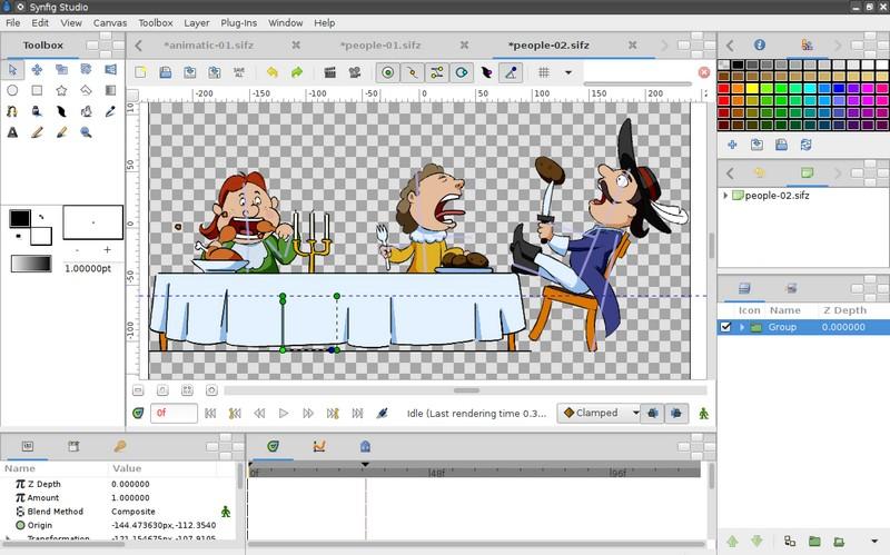 aplikasi pembuat film kartun