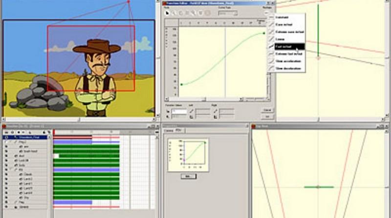 aplikasi membuat film kartun