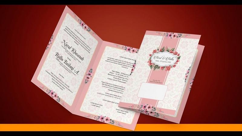 aplikasi pembuat undangan Card and Pocket