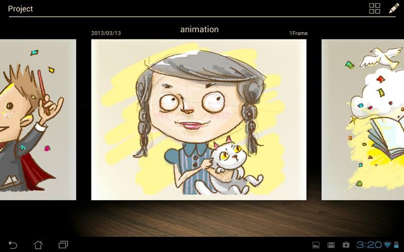 aplikasi untuk animasi