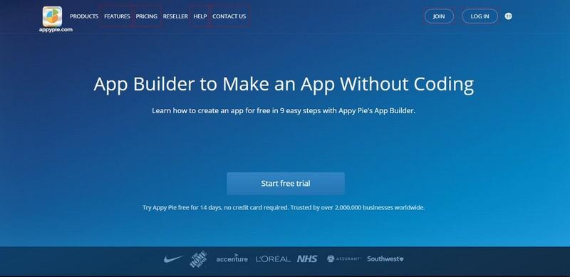 situs pembuat aplikasi