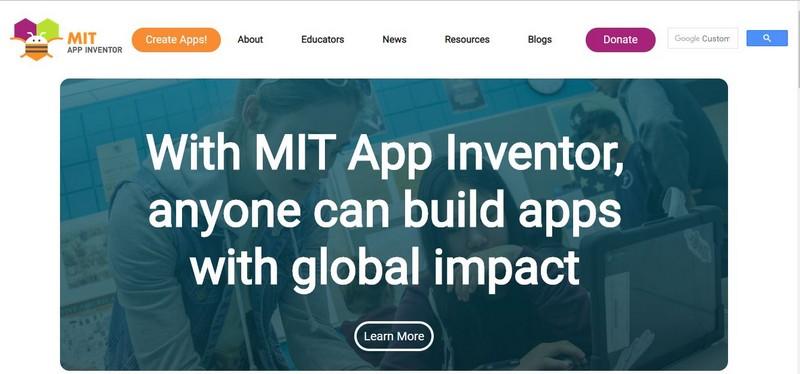 website membuat aplikasi