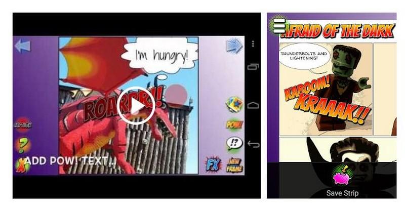 aplikasi pembuat komik
