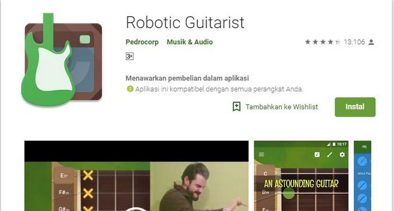 aplikasi untuk membuat instrumen